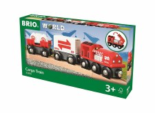 Brio Cargo Train 33888