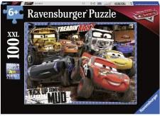 Ravensburger 100pc Disney Cars Mudders