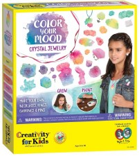 Creativity For Kids Colour Your Mood Crystal Jewellery