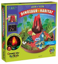 Creativity For Kids Dinosaur Habitat