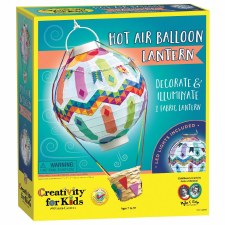Creativity For Kids Hot Air Balloon Lantern