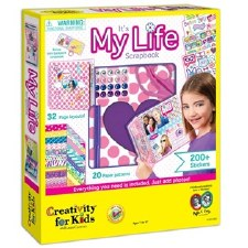 Creativity For Kids Its My Life Scrapbook