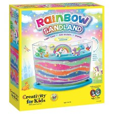 Creativity For Kids Rainbow Sand Land