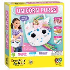 Creativity For Kids Unicorn Purse