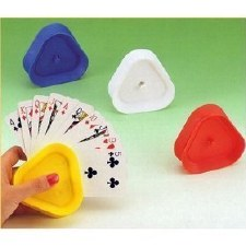 Card Holder Triangular 4 Pack