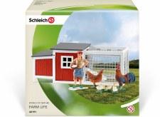Schleich Chicken Coop