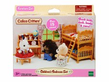 Calico Critters Childrens Bedroom Set