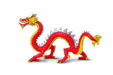 Safari Chinese Horned Dragon