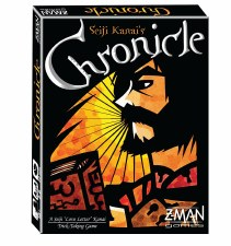 Chronical Card Game