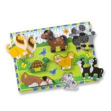 Melissa & Doug Chunky Puzzle Pets