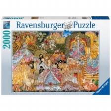Ravensburger 2000pc Cinderella