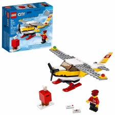 Lego City Mail Plane