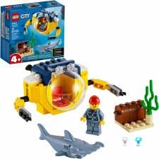Lego City Ocean Mini Submarine