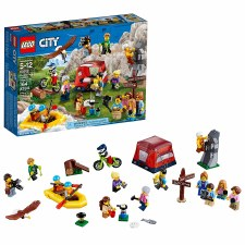 Lego City People Pack- Outdoor Adventure