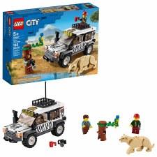 Lego City Safari Off Roader