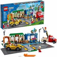 Lego City Shopping Street 60306