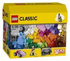 Lego Classic Bricks And Gears 10712