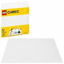 Lego Classis White Base Plate Lego