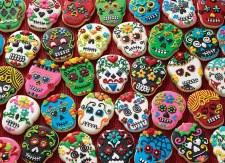 Cobble Hill 1000pc Sugar Skull Cookies
