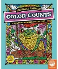 Color Counts Adorable Animals