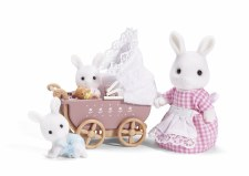 Calico Critters Connor & Kerri Carriage Ride