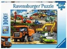 Ravensburger 100pc Xxl Construction Vehicles