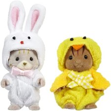 Calico Critters Costume Cuties Kitty & Cub