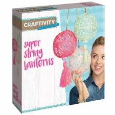 Creativity For Kids Super String Lanterns