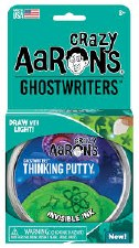 Crazy Aarons Invisible Ink Ghostwriters