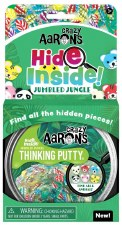 Crazy Aarons Thinking Putty Hide Inside Jumbled Jungle