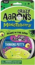 Crazy Aarons Thinking Putty Monstrosity Glow In The Dark