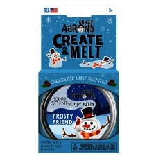 Crazy Aarons Thinking Putty Scented Frosty Friend