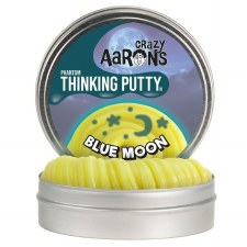 Crazy Aarons Thinking Putty Blue Moon Phantom