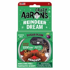 Crazy Aarons Thinking Putty Scented Reindeer Dream