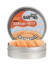 Crazy Aaron's Thinking Putty Orangesicle Scented