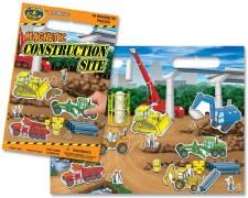 Create A Scene Magnetic Construction Site