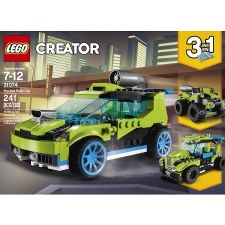 Lego Creator Rocket Rally Car