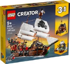 Lego Creator Pirate Ship