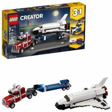 Lego Creator Shuttle Transport 31091