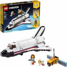 Lego Creator Space Shuttle Adventure 31117