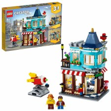 Lego Creator Town House Toy Store