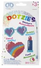 Diamond Dotz Cool Stickers