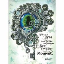 Diamond Dotz Eye 381