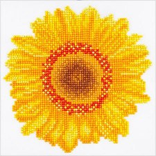 Diamond Dotz Happy Day Sunflower