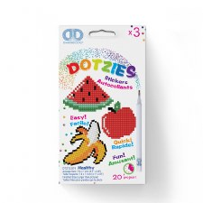 Diamond Dotz Healthy Stickers
