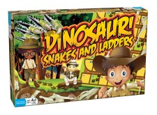 Dino Snakes And Ladders