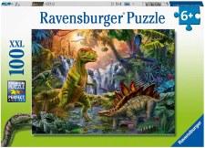 Ravensburger 100pc Xxl Dinosaur Oasis