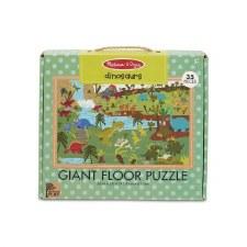 Melissa & Doug Giant Floor Puzzle 35pc Dinosaurs
