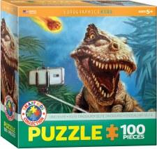 Eurographics 100pc Dinosaur Selfie