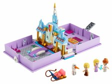 Lego Disney Anna And Elsas Storybook Adventures 43175
